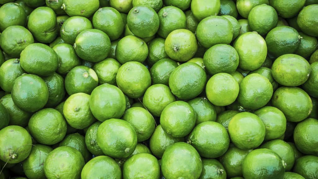Harvested Lime.