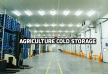 Cold Storage Project.