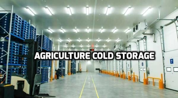 Cold Storage Project. & Cold Storage Project Report Cost and Subsidy | Agri Farming