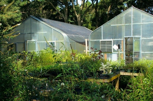 Greenhouse Structures.