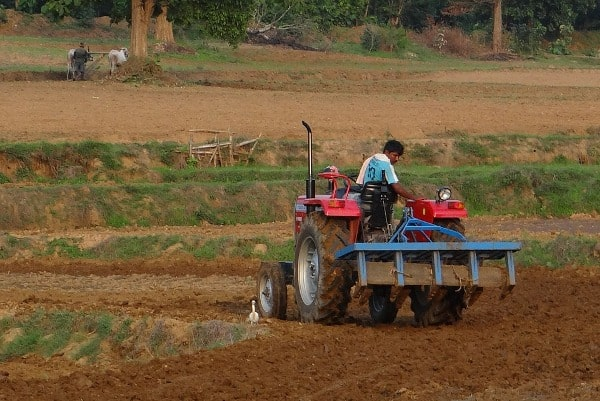 Importance of Tractor In Agriculture.