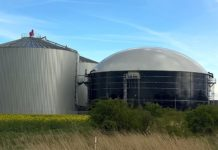 Biogas Production Process.