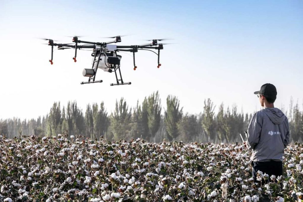 Drone Agriculture.