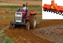 Rotavator Uses in Agriculture.