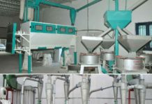 Flour Mill Project Report.